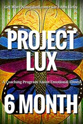 The 6 Month Program at Get More Nourished.com by Sara Ann Hefty